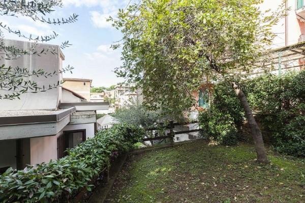Villa in vendita a Roma, Pisana, Con giardino, 130 mq - Foto 5