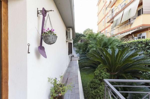 Villa in vendita a Roma, Pisana, Con giardino, 130 mq - Foto 7