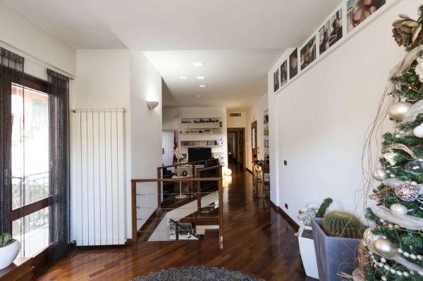 Villa in vendita a Roma, Pisana, Con giardino, 130 mq - Foto 28