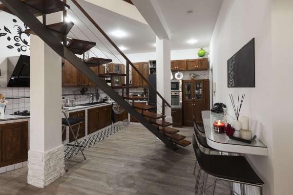 Villa in vendita a Roma, Pisana, Con giardino, 130 mq - Foto 26