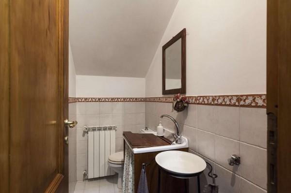 Villa in vendita a Roma, Pisana, Con giardino, 130 mq - Foto 13