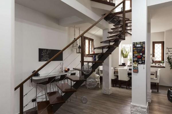 Villa in vendita a Roma, Pisana, Con giardino, 130 mq - Foto 25