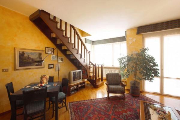 Appartamento in vendita a Alpignano, Centro, 140 mq
