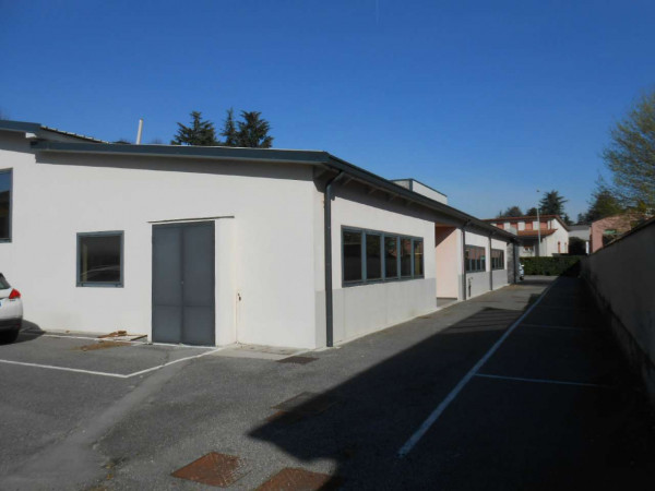 Ufficio in affitto a Madignano, Centro, 156 mq - Foto 12