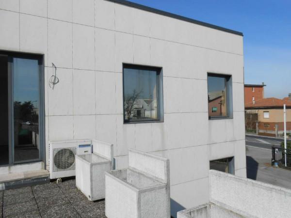 Ufficio in affitto a Madignano, Centro, 156 mq - Foto 9