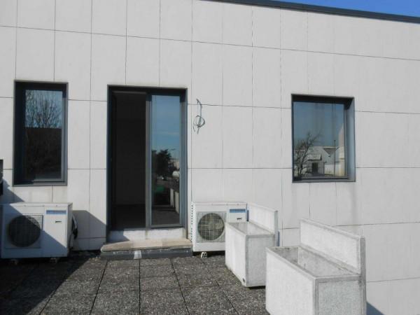 Ufficio in affitto a Madignano, Centro, 156 mq - Foto 16