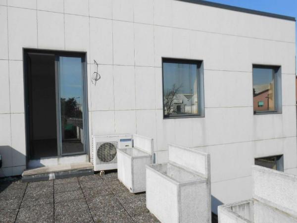 Ufficio in affitto a Madignano, Centro, 156 mq - Foto 33