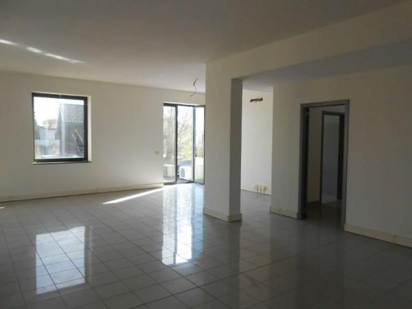 Ufficio in affitto a Madignano, Centro, 156 mq - Foto 29