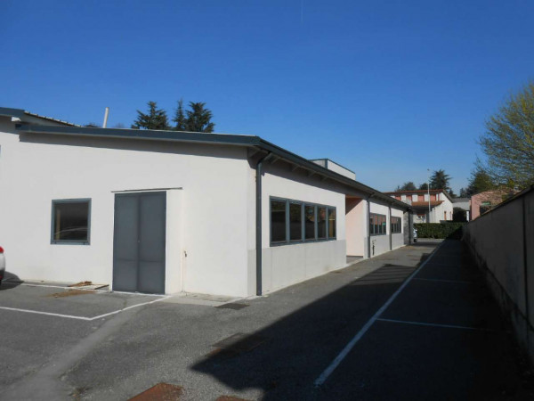 Ufficio in affitto a Madignano, Centro, 156 mq - Foto 13