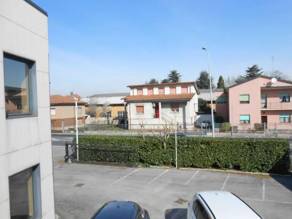 Ufficio in affitto a Madignano, Centro, 156 mq - Foto 8