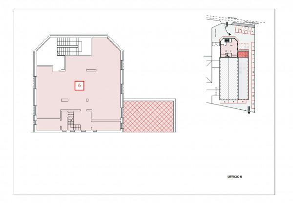 Ufficio in affitto a Madignano, Centro, 156 mq - Foto 3