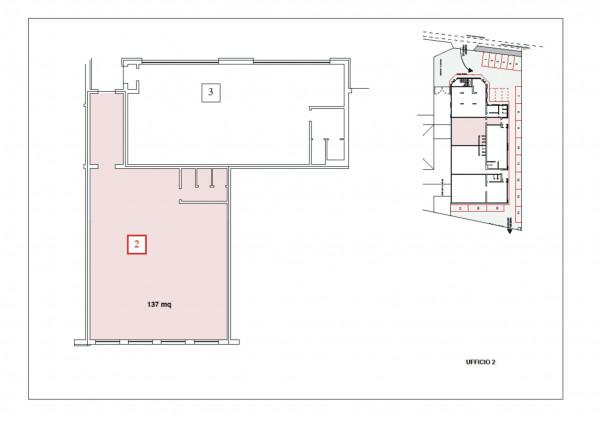 Ufficio in affitto a Madignano, Centro, 137 mq - Foto 3