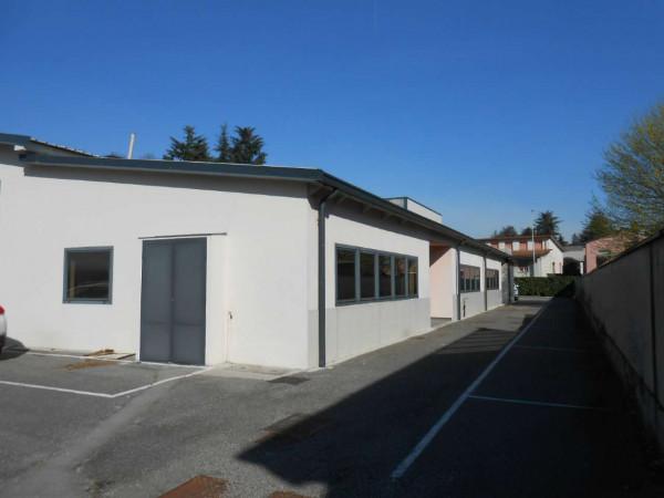 Ufficio in affitto a Madignano, Centro, 137 mq - Foto 12
