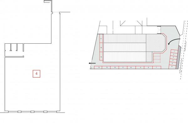 Ufficio in affitto a Madignano, Centro, 135 mq - Foto 3