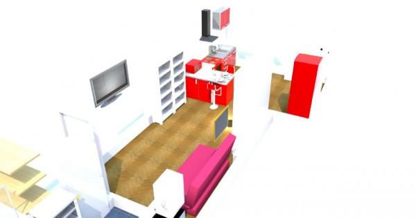 Appartamento in vendita a Milano, Metro Primaticcio, 38 mq