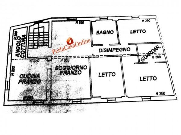 Appartamento in vendita a Castrocaro Terme e Terra del Sole, Centro Storico, 110 mq - Foto 4