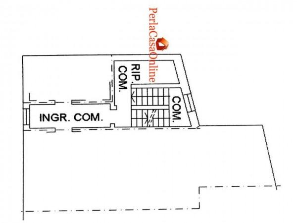 Appartamento in vendita a Castrocaro Terme e Terra del Sole, Centro Storico, 110 mq - Foto 2