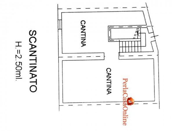 Appartamento in vendita a Castrocaro Terme e Terra del Sole, Centro Storico, 110 mq - Foto 3