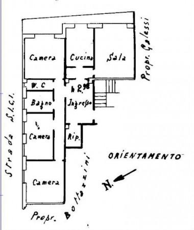 Appartamento in vendita a Chiavari, Centro Storico, 125 mq - Foto 2