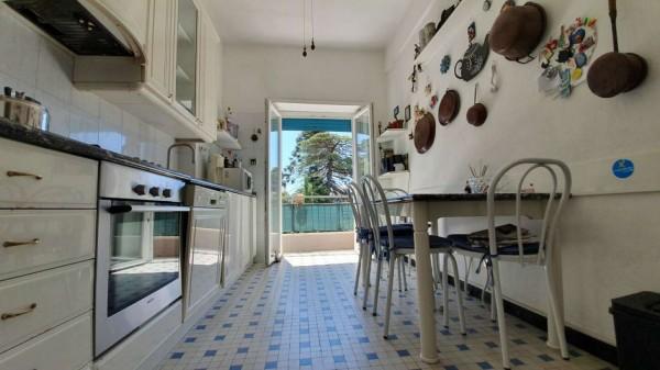 Appartamento in vendita a Chiavari, Centro Storico, 125 mq - Foto 22