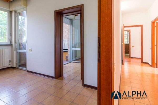 Appartamento in vendita a Forlimpopoli, Con giardino, 142 mq