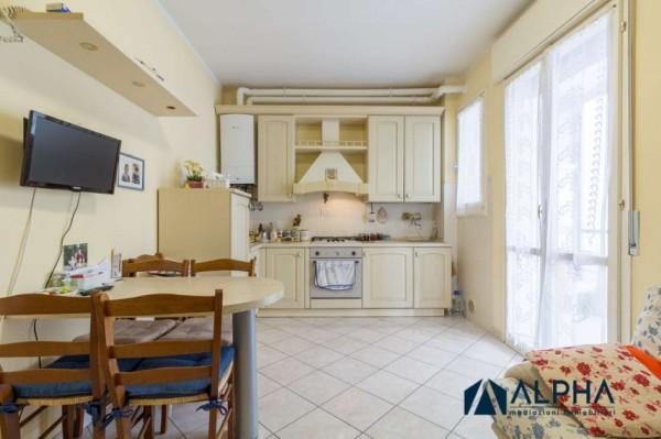 Appartamento in vendita a Forlimpopoli, Con giardino, 65 mq