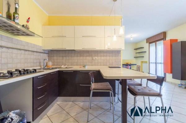 Appartamento in vendita a Forlimpopoli, Con giardino, 90 mq