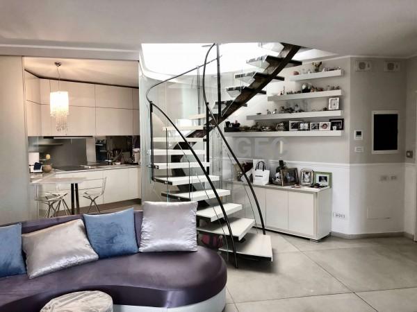 Appartamento in vendita a Milano, Porta Nuova / Garibaldi / Isola, Con giardino, 160 mq - Foto 19
