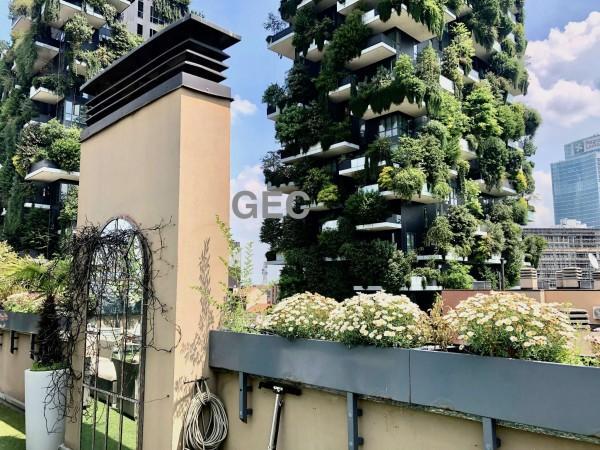 Appartamento in vendita a Milano, Porta Nuova / Garibaldi / Isola, Con giardino, 160 mq - Foto 8