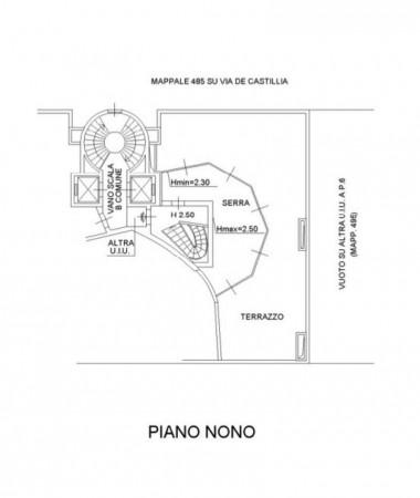 Appartamento in vendita a Milano, Porta Nuova / Garibaldi / Isola, Con giardino, 160 mq - Foto 4