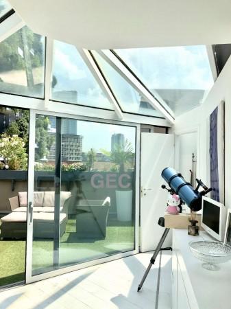 Appartamento in vendita a Milano, Porta Nuova / Garibaldi / Isola, Con giardino, 160 mq