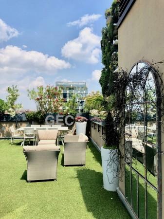 Appartamento in vendita a Milano, Porta Nuova / Garibaldi / Isola, Con giardino, 160 mq - Foto 7