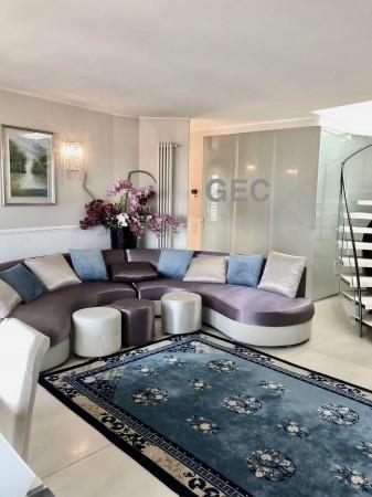 Appartamento in vendita a Milano, Porta Nuova / Garibaldi / Isola, Con giardino, 160 mq - Foto 21