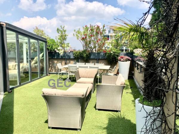 Appartamento in vendita a Milano, Porta Nuova / Garibaldi / Isola, Con giardino, 160 mq - Foto 6