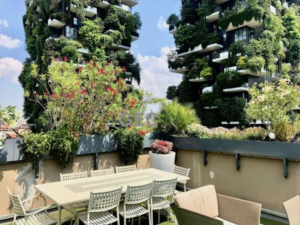 Appartamento in vendita a Milano, Porta Nuova / Garibaldi / Isola, Con giardino, 160 mq - Foto 9