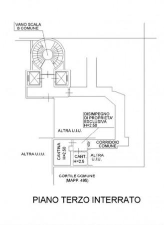 Appartamento in vendita a Milano, Porta Nuova / Garibaldi / Isola, Con giardino, 160 mq - Foto 3