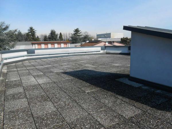Ufficio in vendita a Madignano, Centro, 750 mq - Foto 104