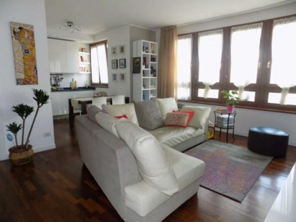 Appartamento in vendita a Senago, Castelletto Centro, 95 mq