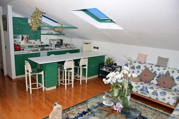 Appartamento in vendita a Rapallo, Lungomare, 250 mq - Foto 15