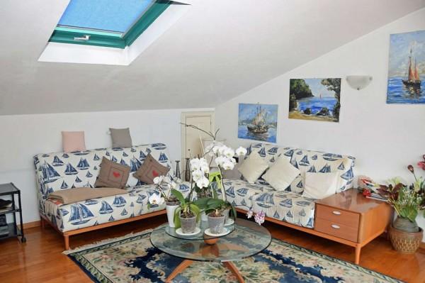 Appartamento in vendita a Rapallo, Lungomare, 250 mq - Foto 14