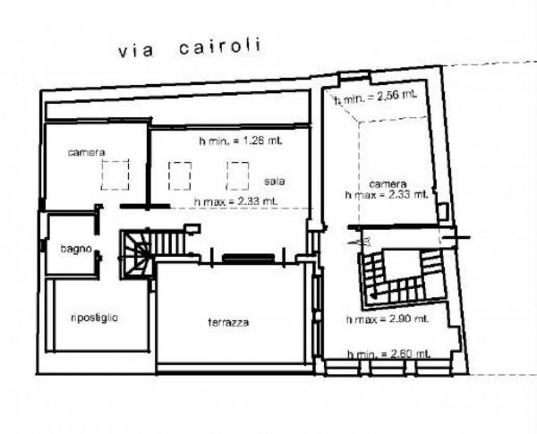 Appartamento in vendita a Rapallo, Lungomare, 250 mq - Foto 3