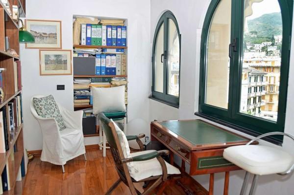 Appartamento in vendita a Rapallo, Lungomare, 250 mq - Foto 17