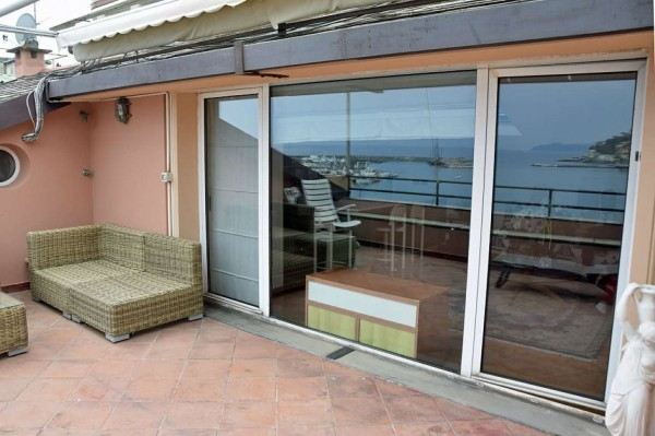 Appartamento in vendita a Rapallo, Lungomare, 250 mq - Foto 21
