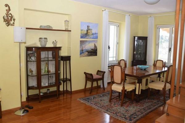 Appartamento in vendita a Rapallo, Lungomare, 250 mq - Foto 10