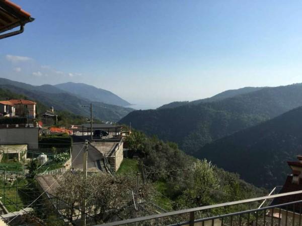 Villa in vendita a Avegno, Arredato, con giardino, 160 mq