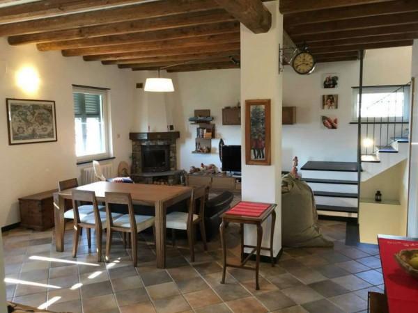 Villa in vendita a Avegno, Arredato, con giardino, 160 mq - Foto 13