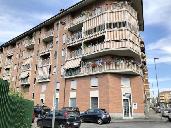 Appartamento in vendita a Torino, Aurora, 86 mq