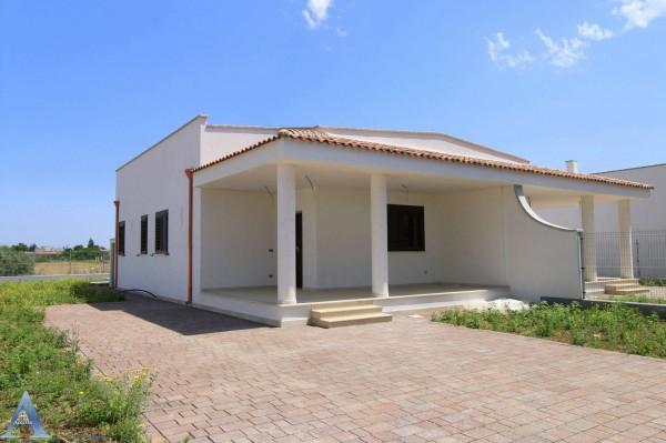 Villa in vendita a Leporano, Gandoli, Con giardino, 92 mq - Foto 9