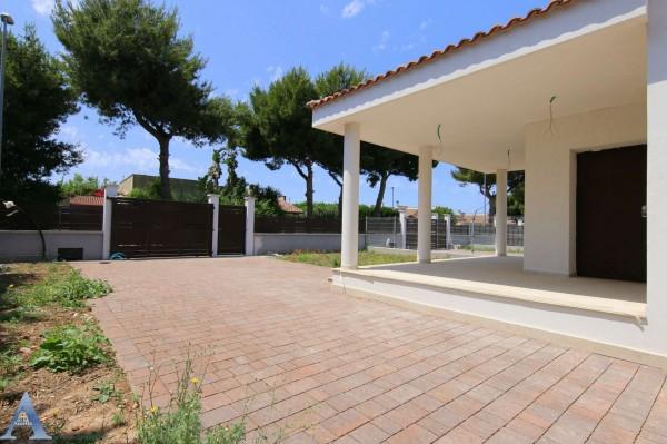 Villa in vendita a Leporano, Gandoli, Con giardino, 92 mq - Foto 11