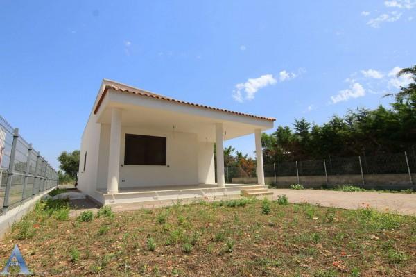Villa in vendita a Leporano, Gandoli, Con giardino, 92 mq - Foto 10